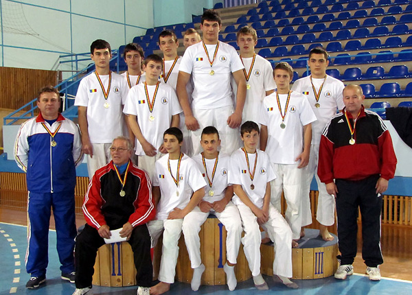 judo-echipa