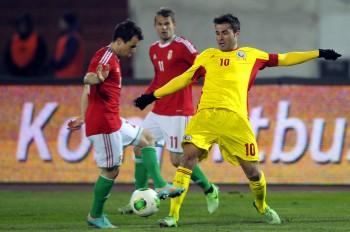 Golurile pentru Romania au fost înscrise de Mutu şi Chipciu