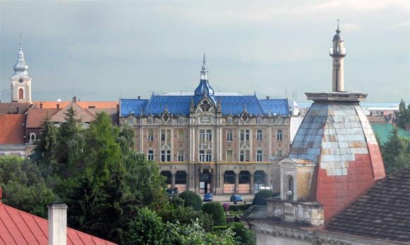 Hotelul Dacia