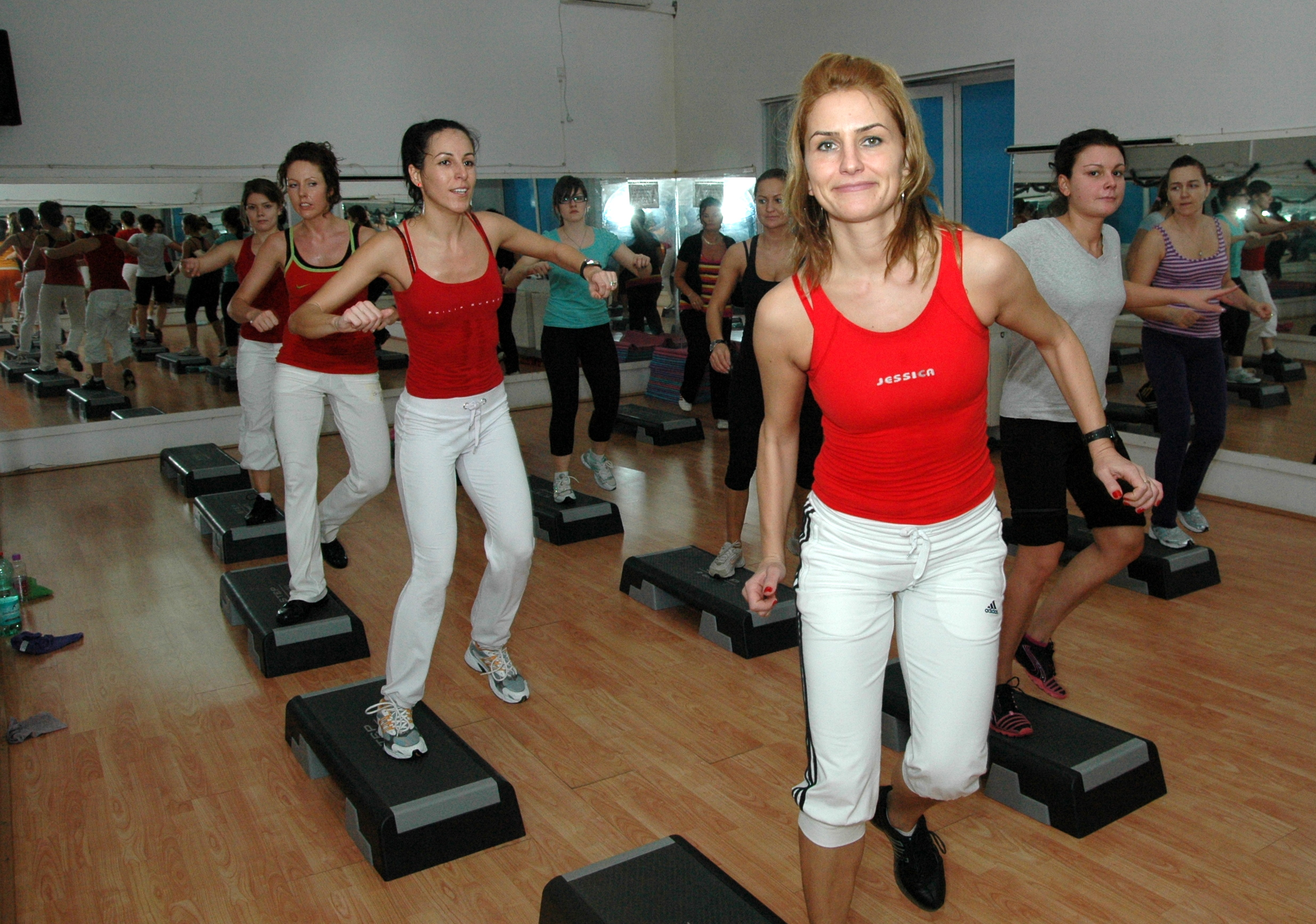 descargar videos de aerobic gratis