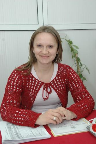 Alina Horincar, director adjunct Scoala C. Brancoveanu