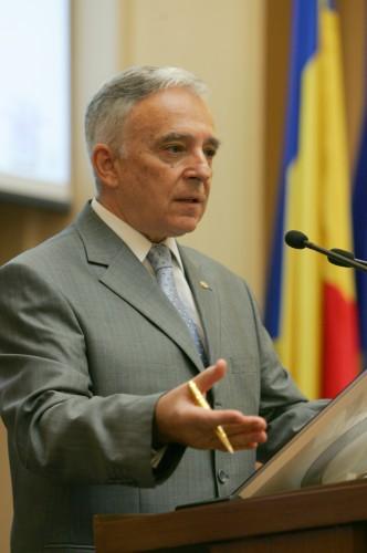 Guvernatorul BNR, Mugur Isarescu