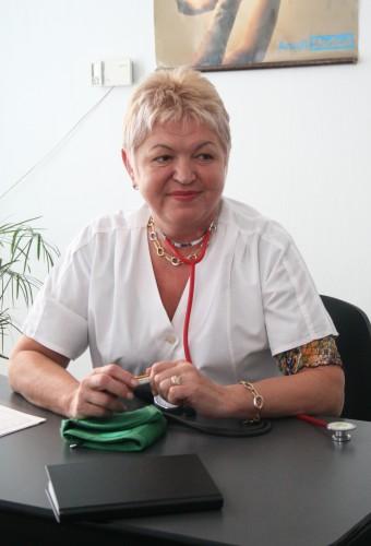 dr. Doinita Crisan, directorul Centrului de Transfuzie Sanguina Satu Mare