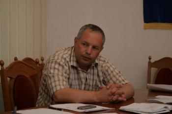 Primarul Gheorghe David din Moftin