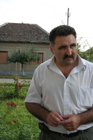Vasile Andries - directorul SGA Satu Mare