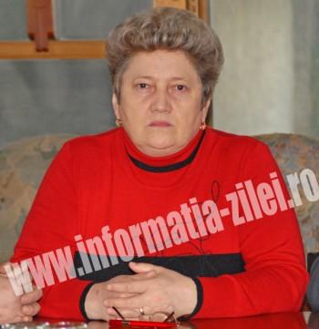 Aurelia Pop, presedinta U.J Sanitas Satu Mare