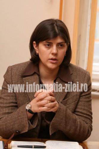 Laura Codruța Kovesi a fost revocată