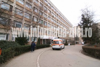 Activitate greoaie şi nervi la Biroul de internări de la Spitalul Judeţean