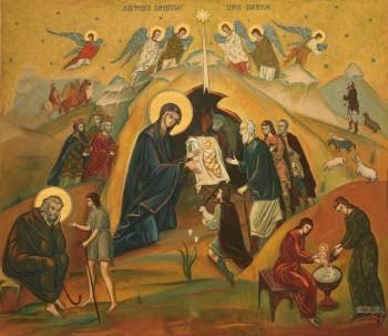 Începem pregătirea pentru naşterea Domnului nostru Iisus Hristos, praznicul bucuriei