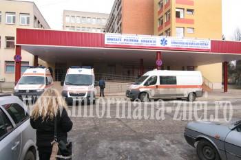 Unitatea de Primire Urgente de la Spitalul Judetean Satu Mare