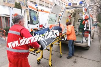 La Urgenţe, din 1 ianuarie 2017 şi până în 3 ianuarie, au ajuns 457 de pacienţi