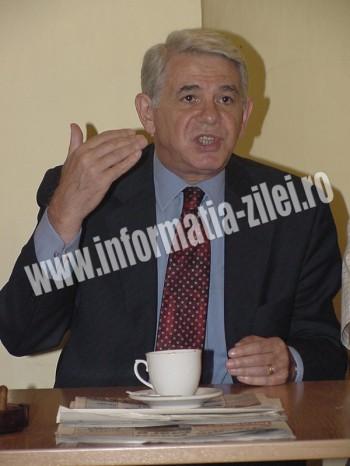 Teodor Melescanu, fost director SIE