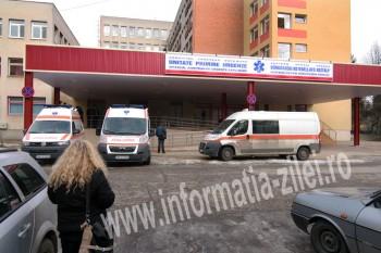 Unitatea de Primire Urgente a Spitalului Judetean Satu Mare