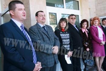 A fost inaugurat Ambulatoriul de Specialitate Tasnad