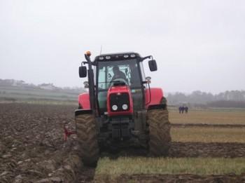 Chiar dacă s-a resimţit o lipsă acută de precipitaţii în perioada de toamnă, fermierii au reuşit să asigure în bună parte rotaţia culturilor