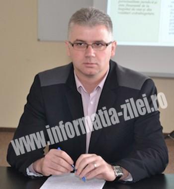 Cristian Sasu, inspector sef la ITM Satu Mare