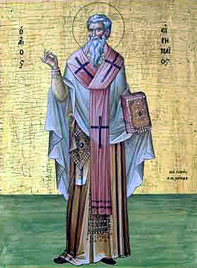 Sfantul Irineu din Lyon