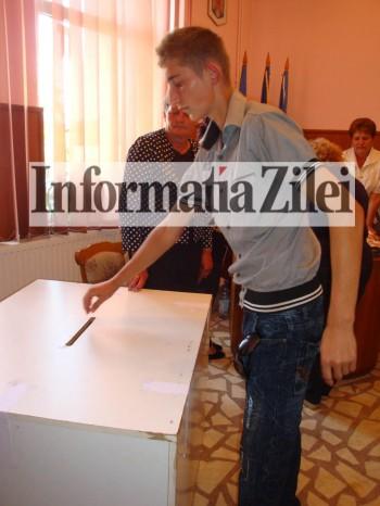 Tarna Mare -tanar prima data la vot