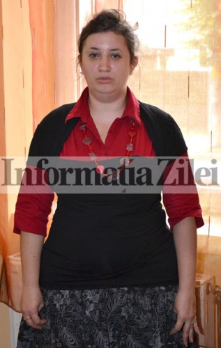 Cristina Bala - directoarea Asociaţiei Stea