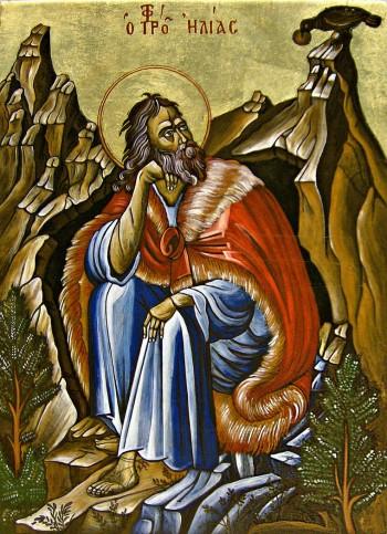 Sfantul Ilie Proorocul