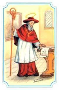 Sfantul Cezar de Arles - Episcop