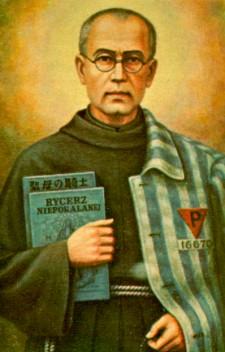 Sfantul Maximilian Kolbe