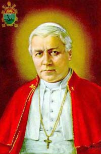 Sfantul Pius al X-lea