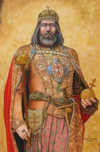Sfantul Stefan Rege