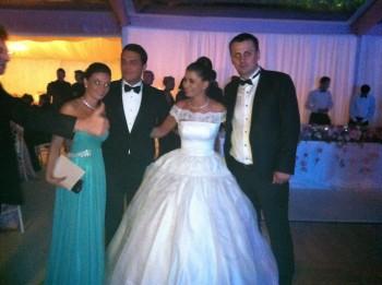 Maria Codrea, Bogdan Ionescu, Elena Băsescu şi Florin Gal