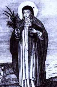 Sfanta Irina din Portugalia