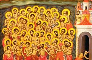 Sfintii Martiri din Tomis