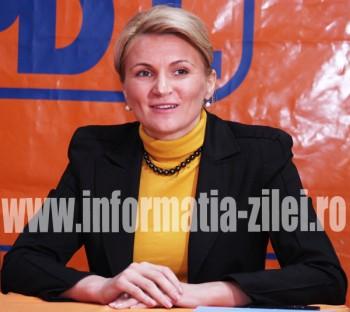 Andreea Paul, deputat in Colegiul 1 Oas