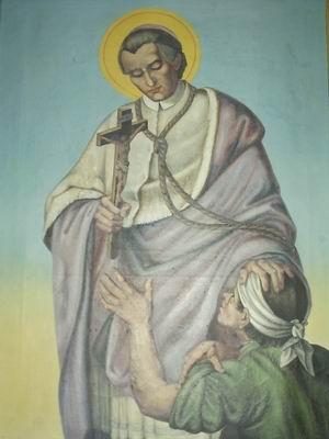 Sfantul Carol Boromeu