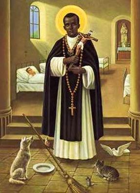 Sfantul Martín de Porres