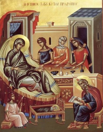 Sfintii Elisabeta si Zaharia