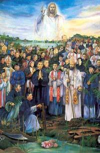 Sfintii Martiri din Vietnam