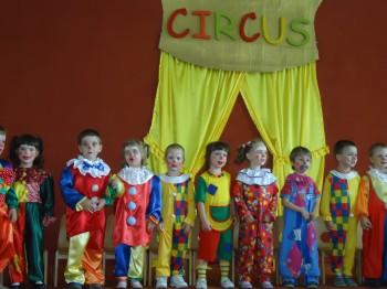 Clownterapeutii gradinitei