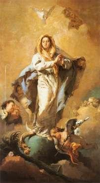Neprihanita Zamislire a Sfintei Fecioare Maria