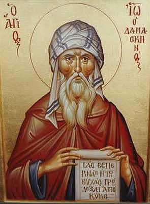 Sfantul Ioan din Damasc
