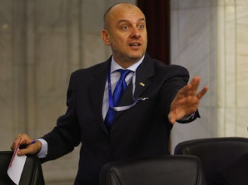 Dumitru Costin, liderul BNS