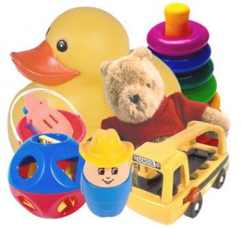 251 de bucăţi de jucării retrase temporar de la comercializare de comisarii OPC