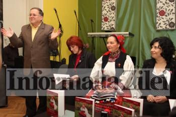 Felician Pop, Natalia Lazăr, Maria Tripon şi Nadia Fărcaş
