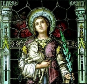 Sfanta Agnesa