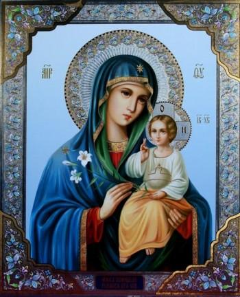Sfanta Fecioara Maria Nascatoare de Dumnezeu