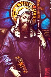 Sfantul Ciril de Alexandria