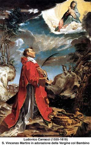 Sfantul Vincentiu - diacon martir