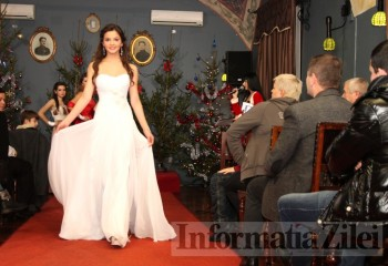 Roxana Gavrău, Miss Crăciuniţa Informaţia Zilei 2012