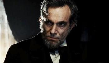"Daniel Day-Lewis în ""Lincoln"""