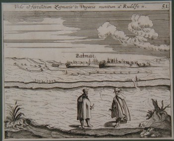 Zatmar în 1663