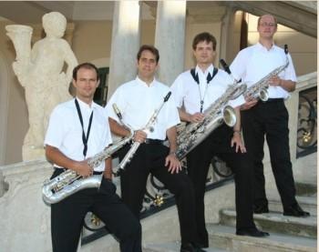 Budapest Saxophone Quartett
